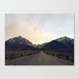 Getting Away Canvas Print