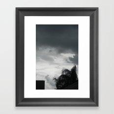 Zeus is Coming Framed Art Print