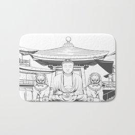Budda Bath Mat