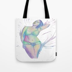 Full-Figure Tote Bag