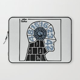 Push The Button Laptop Sleeve
