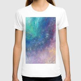 Cotton Candy Galaxy T-shirt
