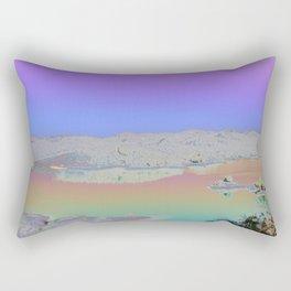Chromascape 3 (Cyprus) Rectangular Pillow