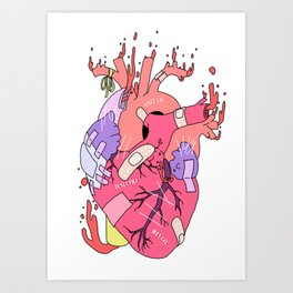 Fixed Art Print