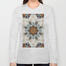 Sagrada Familia - Mandala Arch 1 Long Sleeve T-shirt