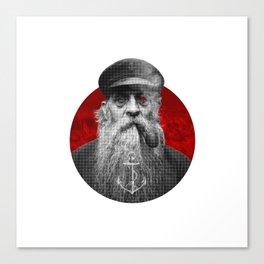 The Seaman Canvas Print