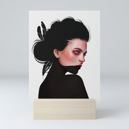Olyv Mini Art Print