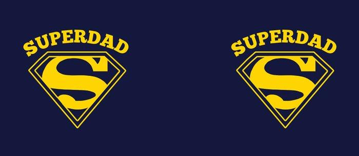 Superdad | Superhero Dad Gift Coffee Mug