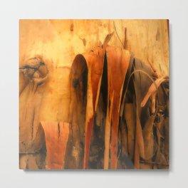 Tree Bark Abstract #4 Metal Print