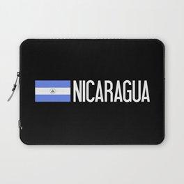 Nicaraguan Flag & Nicaragua Laptop Sleeve