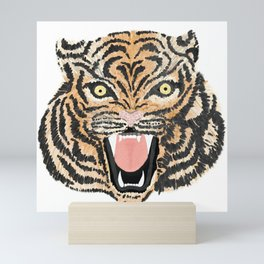 El Tigre Mini Art Print