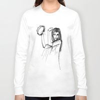 gypsy Long Sleeve T-shirts featuring Gypsy by Audrey Parrill