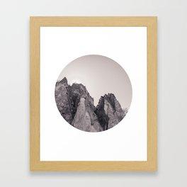 Bandelier, New Mexico Framed Art Print