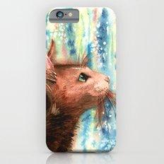 Brown kitty iPhone 6s Slim Case