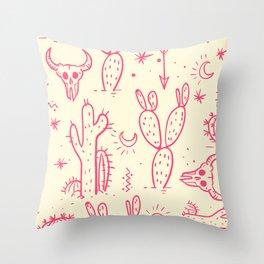 pattern21 Throw Pillow