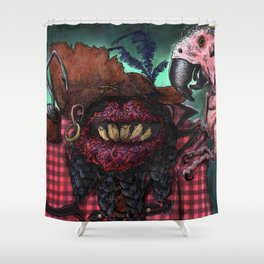 Sett A Drift Shower Curtain