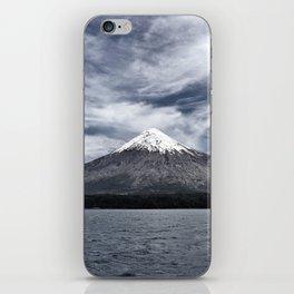 Volcano Osorno iPhone Skin