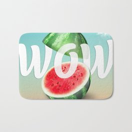 WOW Watermelon Bath Mat