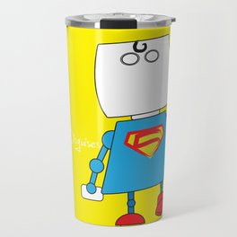 Robots in Disguises Travel Mug