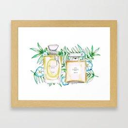 Perfumes Series 1 Framed Art Print