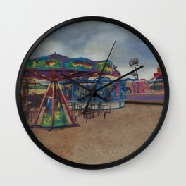 Mersea Fair Wall Clock