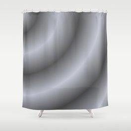 Circular Mystery Shower Curtain