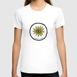 Black Eyed Susan, Rudbeckia Hirta T-shirt