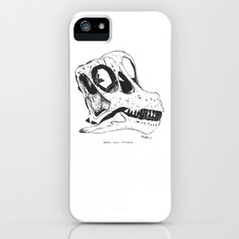 Here, Now, Forever iPhone Case