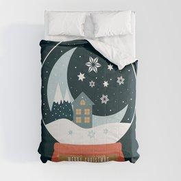 Christmas Crystal Ball Comforters