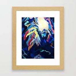 Waking Framed Art Print