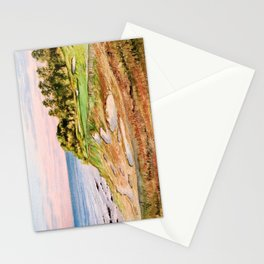 Whistling Straits Golf Course Stationery Cards