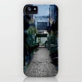 Dark Alley iPhone Case