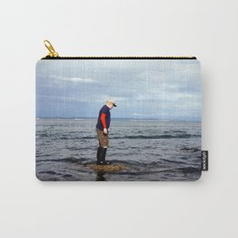 A boy and The Sea 2 Carry-All Pouch