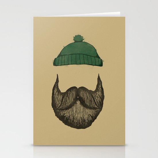 The Logger Stationery Cards