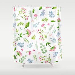 Baby Love Shower Curtain
