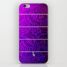 Bio Rhythm I (Five Panels Series) iPhone & iPod Skin