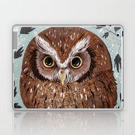 Painted Owl Laptop & iPad Skin