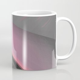 Claraboya, Geodesic Habitacle, Pink neon room Coffee Mug