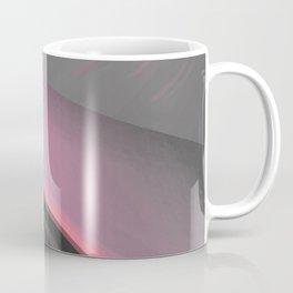 Claraboya, Geodesic Habitacle, Pink neon room Coffee Mug