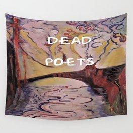 Rimbaud, Dead Poets Art Wall Tapestry
