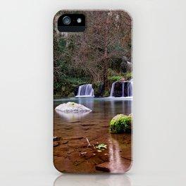 Falls iPhone Case