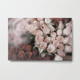 Flower District Metal Print