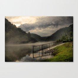 Ocoee River Canvas Print