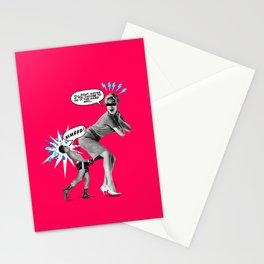 Butt Jab Stationery Cards
