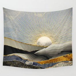 Morning Sun Wall Tapestry