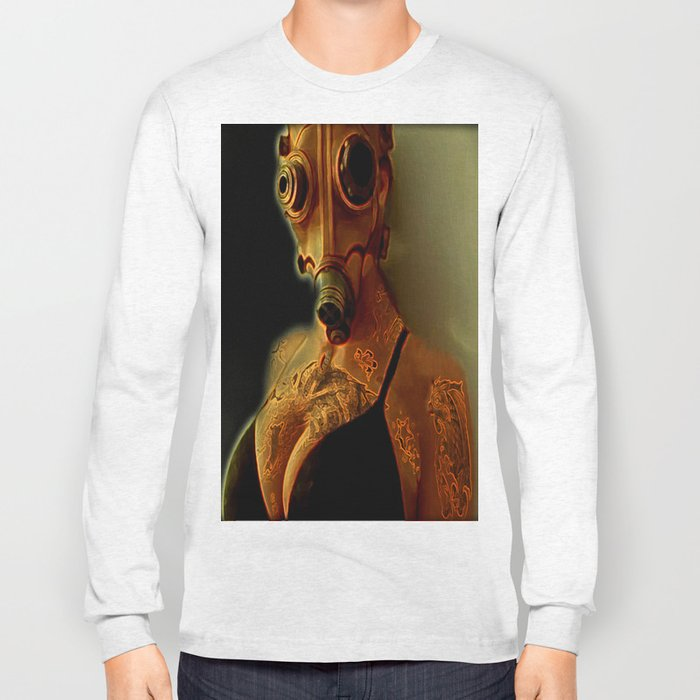 Breathe Deeply Long Sleeve T-shirt