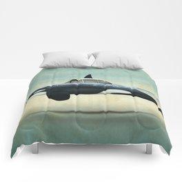 killer car Comforters