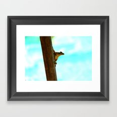 Toadally Awesome Framed Art Print