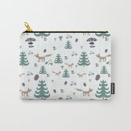 Forest pattern Carry-All Pouch