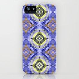 Star Modern Glow Print iPhone Case